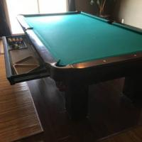 Pool Table 9ft Custom Connelly Billiards