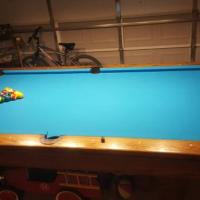 Diamond Pool Table 8Foot