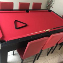 Pool/Dining Pool Table