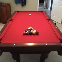 Beautiful 6ft Olhausen Pool Table