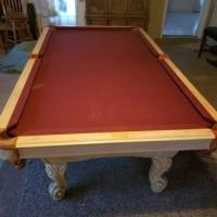 4x8 Oldhausen Pool Table