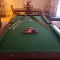 Pool table for sale! Great condition