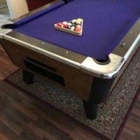Slate Dynamo Pool Table