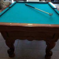 Pool Table-Olhausen Santa Ana Style