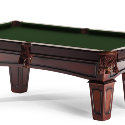 Spencer Marston Catania 8 foot pool table - 7 years old